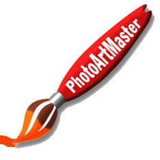Paintbrush from PhotoArtMaster